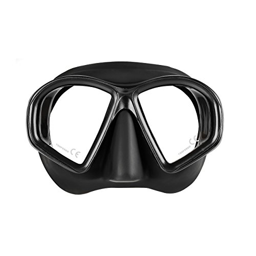 Mares Sealhouette spearfishing/freediving mask
