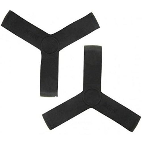 Riffe rubber fin keepers