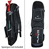 Scuba Choice Freedive fin bag with speargun carry system